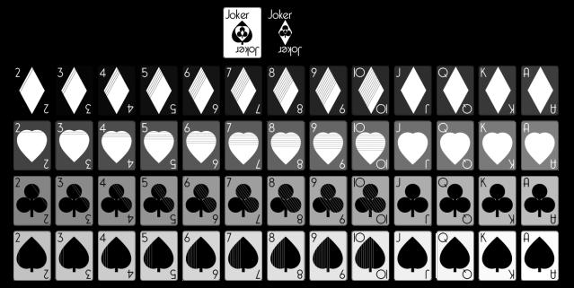 52 Shades of grey