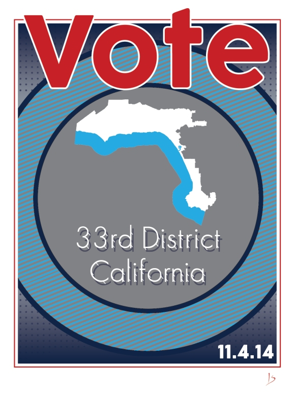 congressional district, california, politics, 2014