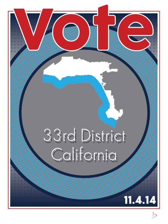 congressional district, california, politics, 2014