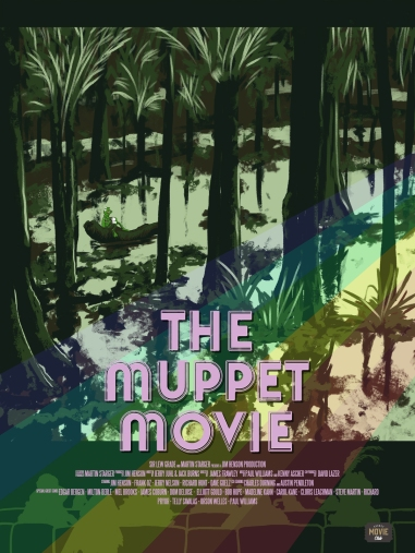 the muppet movie-web